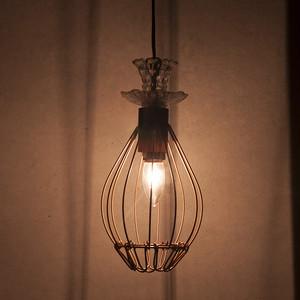 インダストリアルペンダントランプ*工業系照明*本州送料無料