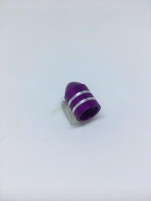 Aluminum Valve Stripe Violet