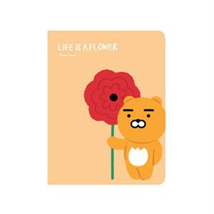 【祝★オープニング特別価格】メモがきっと楽しくなる!KAKAO FRIENDS ミニノート ライアン (KAKAO FRIENDS)