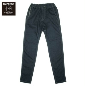 "CP002007  CYPRESS  ""SPICA "" EASY  PLAY PANTS / INDIGO"
