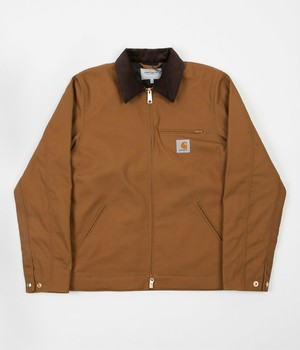 Carhartt WIP DETROIT JACKET hamilton brown
