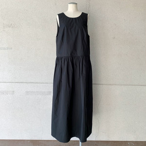 【KLOKE】AGAEA DRESS/No.14-A=BLACK