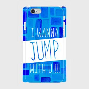 I WANNA JUMP WITH U!!!(青)