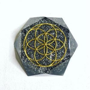 ~図形の内なるエネルギー~ 【Power of earth Hokkaido】北海道 大地の力 Hexagonオルゴナイト