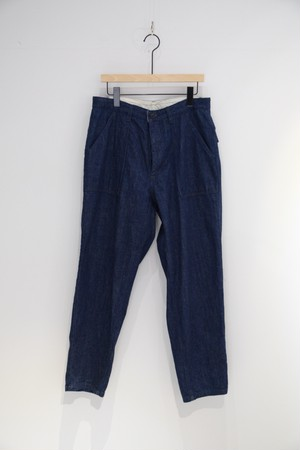 【ordinary fits】OM-P120D/JACK DENIM