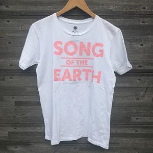 【-SONG OF THE EARTH -FUKUSHIMA-2017.3/11限定Tシャツ】 幡ヶ谷再生大学 × LFN)No.S-004