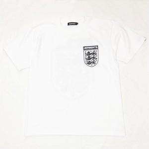3 LIONS T-SHIRT White