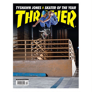THRASHER MAGAZINE - April 2019. Issue 465