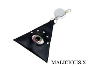 eye pass case / rainbow (safiano)