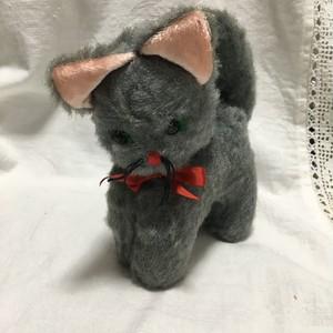 チェコ 猫のぬいぐるみ