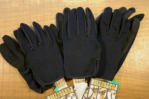 SAL PROTECTION SLIP ON GLOVES - BLACK