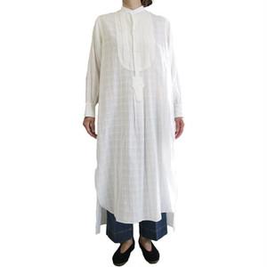 LUV OUR DAYS ラブアワーデイズ ANTIQUE DRESS アンティークドレス  OFF WHITE  LV-OP8303  マキシ丈プルオーバーワンピース