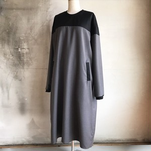 rayon dress 【NICK NEEDLES】