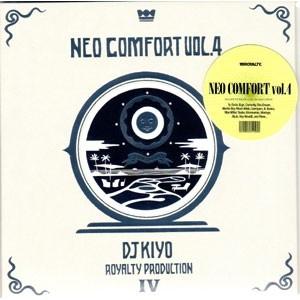 【CD】DJ KIYO - NEO COMFORT 4