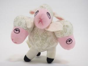 トイ・ストーリー ボー・ピープの羊のぬいぐるみ