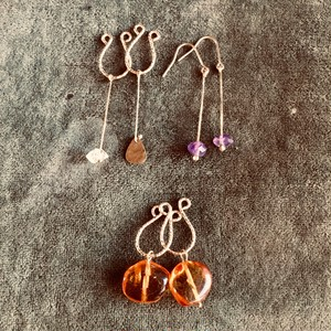 Owly.special stock sale 14kgf pierce &earring(送料サービス商品)