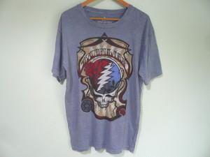 GARATEFUL グレイトフルデッド Tシャツ / ジャム ヒッピー ガルシア 60s 70s