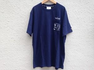 Mark Gonzales DogポケットTシャツ