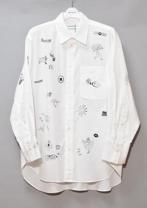 TATTOOshirt 【WHITE】