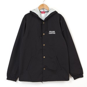 "FRANK COFFEE ""Rain Coach Jacket"""