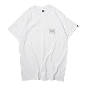LOGO S/S TEE(WHITE)[TH9S-009]
