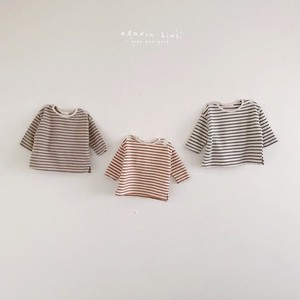 【予約販売】butter border T-shirt〈aladin kids〉