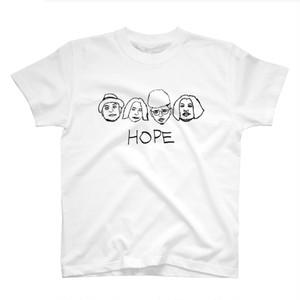 【THE だいじょぶズ】 HOPE Tシャツ
