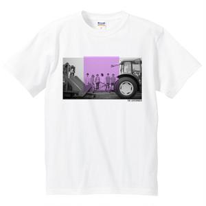 【通販のみ取り扱い】《残りMサイズのみ!》『じゅんあい』フォトTシャツ