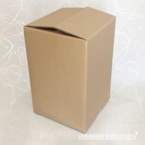 ■5枚セット HUMMING BIRD DESIGNオリジナル梱包箱(ダンボール)100cm