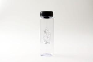 ravi × オリジナルクリアボトル  【500ml】