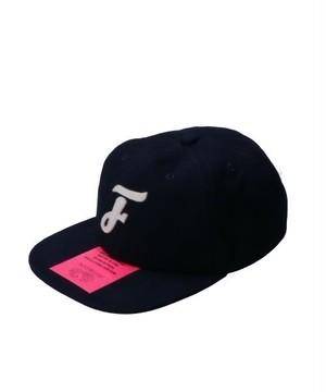 14735800【FRUIT OF THE LOOM/フルーツオブザルーム】LOGO PIGMENT LOW CAP/Fロゴキャップ