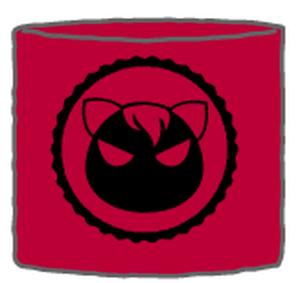 リストバンド(赤)