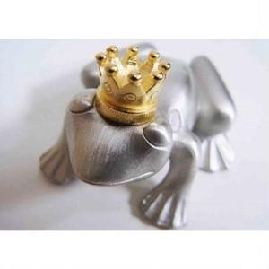 蛙のペーパーウェイト You are my prince vpfp-s-frg-c1610