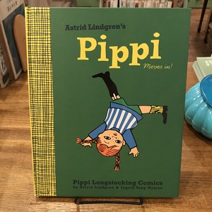 Pippin moves in / Astrid Lindgren(アストリッド・リンドグレーン), Ingrid Vang Nyman