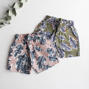 OCEAN&GROUND  BOTANICAL EASY SHORTS 1017208 90-140 ※メール便可