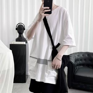 リフレクターポケットTシャツ BL5612
