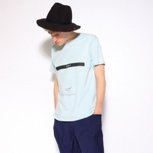quolt / RELATIVITY TEE / LIGHT - BLUE / Lサイズ