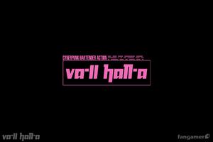 イカ柴 / VA-11 HALL-A ( ヴァルハラ )