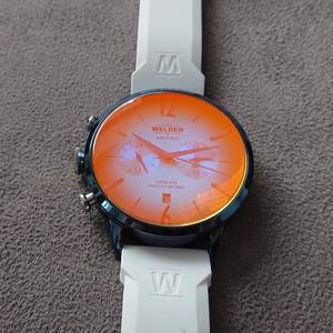 【WELDER ウェルダー】WWRC523/ MOODY DUAL TIME 45㎜ ムーディー デュアルタイム/国内正規品 腕時計