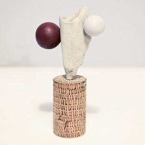 Small Sculpture A~E / Takahiro Murahashi