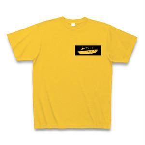 オリジナルTシャツ ゴールドイエロー ミニロゴVer2 【送料込み】