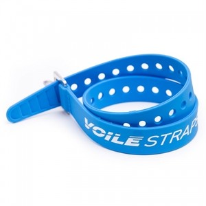 *VOILE* voile straps (cyan)