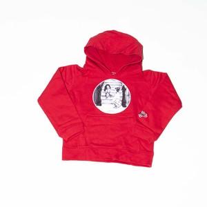 K'rooklyn Kids hoodie K'rooklyn Kids × Denali -Red
