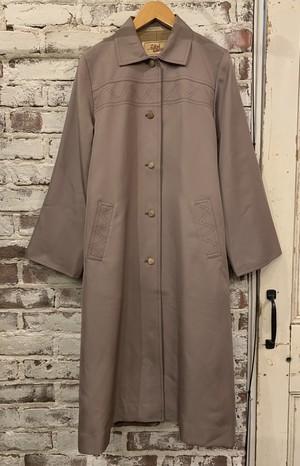 (LOOK) soutien collar coat