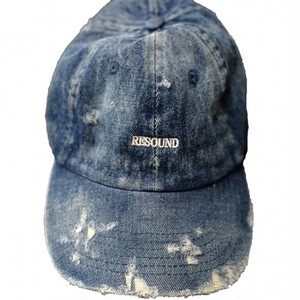 RESOUND CLOTHING(リサウンドクロージング)VINTEAGE DENIM RESOUND LOW CAP IND A CLASH