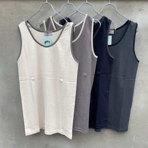 "HOMELESS TAILOR  ""2 TONE TANK TOP"""