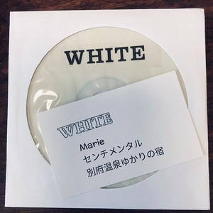 The Broken TV「WHITE」