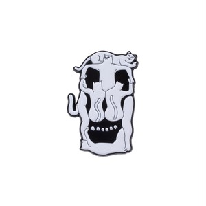 RIPNDIP -  Nerm Skull Pin