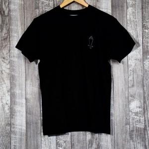 MOZENロゴ T-shirt 【BLACK】