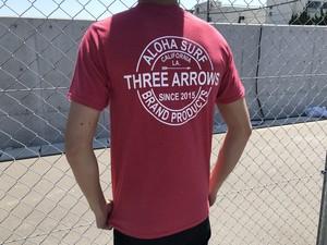 ThreeArrows BP Tシャツ(red)